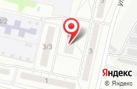 Схема проезда до компании Хорс в Омске