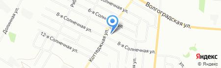 Авто 55 на карте Омска
