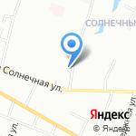 Магнит-Косметик на карте Омска