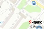 Схема проезда до компании Магазин текстиля и пряжи в Омске