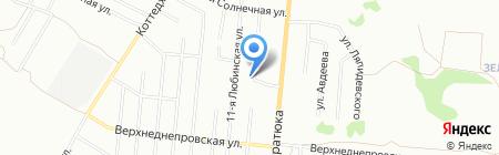 КОМПАНИЯ МОРОЗОВ на карте Омска