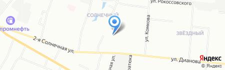 Новый на карте Омска