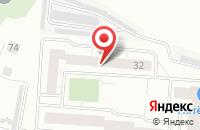 Схема проезда до компании Церковь «Сион» в Омске