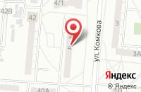 Схема проезда до компании Сибирский Хронограф в Омске