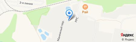 Сайгатина на карте Барсово