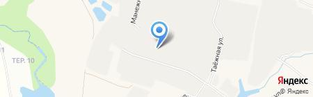 АвтоГазСистем на карте Барсово