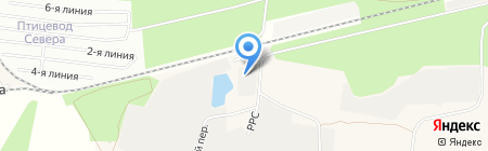 ПБН-Спецмонтажсервис на карте Барсово