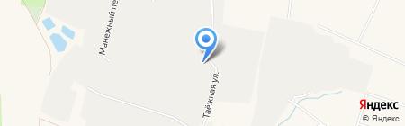 Гидромассаж-Сервис на карте Барсово
