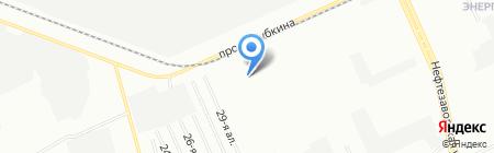 Производственное предприятие на карте Омска