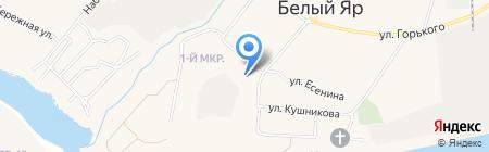 Сибирячок на карте Барсово