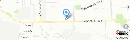 Идиллия на карте Омска