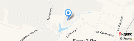 Пенькоф 2 на карте Барсово