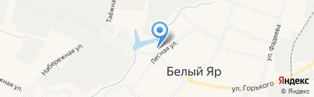 Консультативно-диагностическая поликлиника на карте Барсово