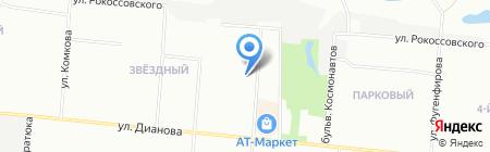 Арт Вендинг на карте Омска