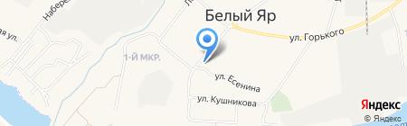 Сибирская экологическая компания на карте Барсово