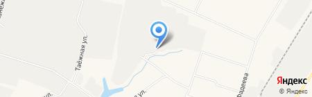 Аптечная база г. Сургута на карте Барсово