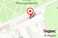 Схема проезда до компании Сибирьвесттрэйд в Омске
