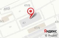 Схема проезда до компании Ум-5 Мехстрой в Омске