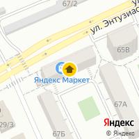 Световой день по адресу Российская федерация, Омская область, Омск, Энтузиастов ул, 67