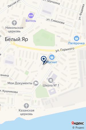 АвтоCargo на карте Барсово