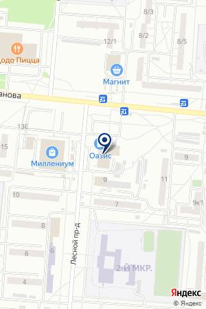ПРОИЗВОДСТВЕННАЯ ФИРМА ЗВЕРЬКОВА Т.В. на карте Омска