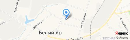 Соловушка на карте Барсово
