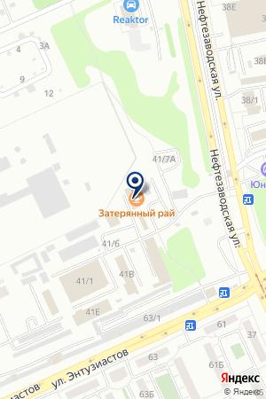 ПРОИЗВОДСТВЕННАЯ ФИРМА ЗАВЬЯЛОВ О.В. на карте Омска