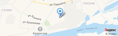 Ивушка на карте Барсово