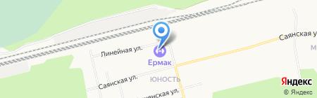 Наш город на карте Сургута