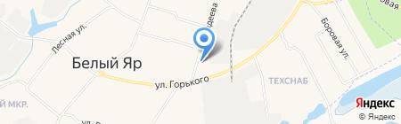 Банкомат МДМ Банк на карте Барсово