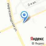Магазин строительных материалов и товаров для дома на карте Омска