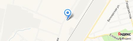 КМБ на карте Барсово