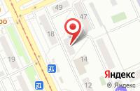 Схема проезда до компании Медтехника 2007 в Омске