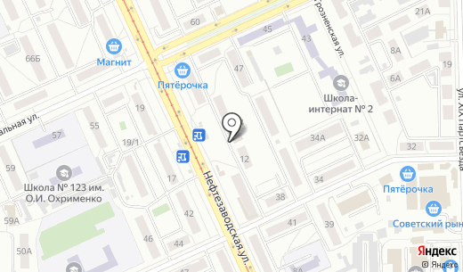Правовые ответы. Схема проезда в Омске
