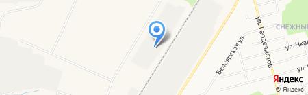 Нужный на карте Барсово