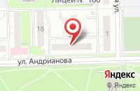 Схема проезда до компании Центр Содействия Предпринимательству «Дело» в Омске