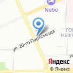 По карману на карте Омска