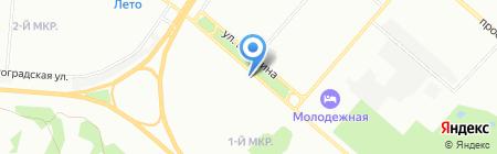 Ритуал на карте Омска