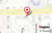 Схема проезда до компании РегионСтройКомплект в Омске