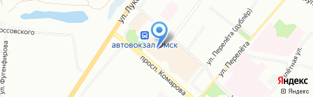 Лучшие подарки на карте Омска