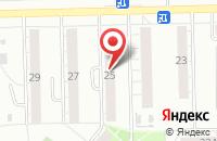 Схема проезда до компании Самик в Омске
