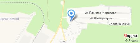 ГРУПП-ОТМА на карте Сургута