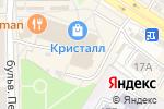 Схема проезда до компании Normann plus в Омске