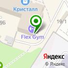 Местоположение компании Парикмастерский магазин
