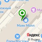 Местоположение компании Красная Синица