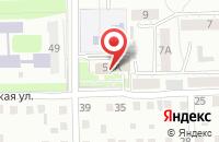 Схема проезда до компании Гильдия Участников Омского Рынка Недвижимости в Омске