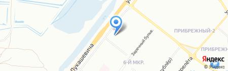 Ваш парикмахер на карте Омска