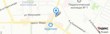 Мир спецтехники на карте Омска