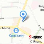 Мир мебельной фурнитуры на карте Омска