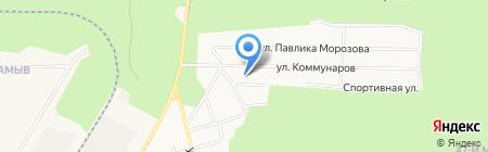 Торгпрофиль на карте Сургута